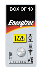 ENERGIZER CR1225 LITHIUM COIN BATTERY (Pack of 1)