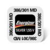 386/301 (SR43) ENERGIZER pack of 1