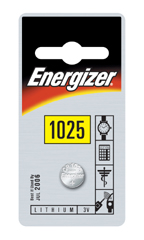 ENERGIZER CR1025 LITHIUM COIN BATTERY (Pack of 1)