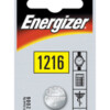 ENERGIZER CR1216 LITHIUM COIN BATTERY (Pack of 1)