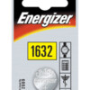 ENERGIZER CR1632 LITHIUM COIN BATTERY (Pack of 1)