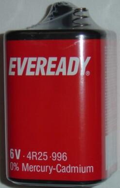 EVEREADY PJ996 LANTERN BATTERY