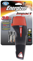 ENERGIZER IMPACT LED 2AA RUBBER TORCH