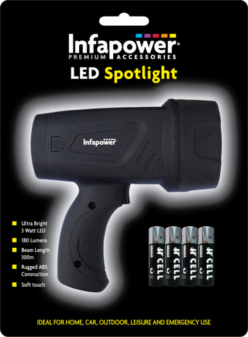 INFAPOWER SPOTLIGHT INC BATTS