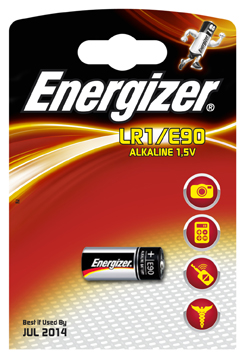 LR1-N-MN9100 ENERGIZER BATTERY