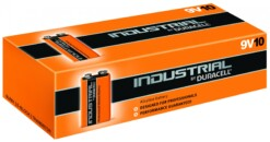 9V-MN1604 - DURACELL INDUSTRIAL BATTERIES (10)