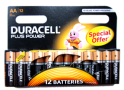 DURACELL Simply 12 x AA ECONOMY PACK