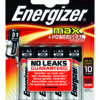 AA-LR6-MN1500 ENERGIZER MAX 4 pack
