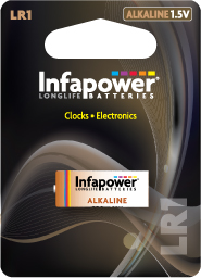 LR1 INFAPOWER single 1.5v  BATTERY