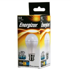 Energizer S9427 LM 12.5W Daylight White GLS B22 LED Lamp